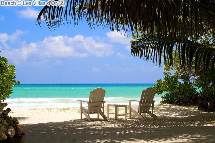 Beach Les Villas dOr