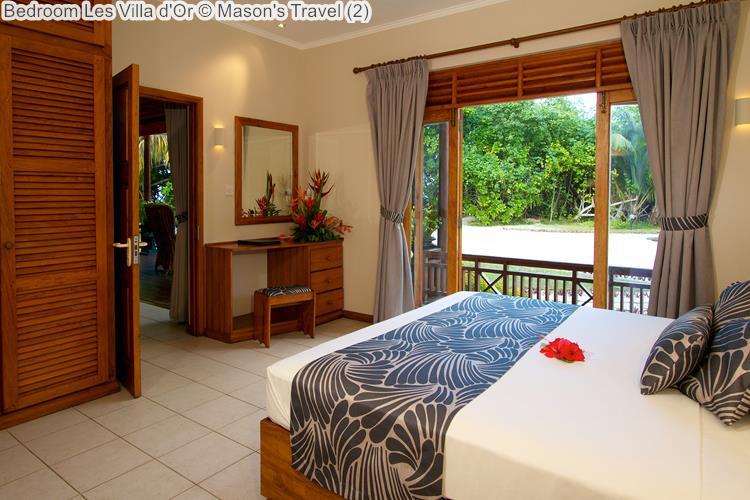 Bedroom Les Villa dOr