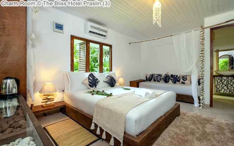 Charm Room The Bliss Hotel Praslin