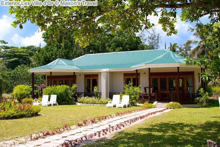 Exterior Les Villa dOr