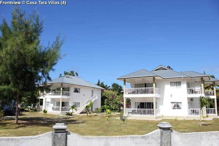 Frontview Casa Tara Villas