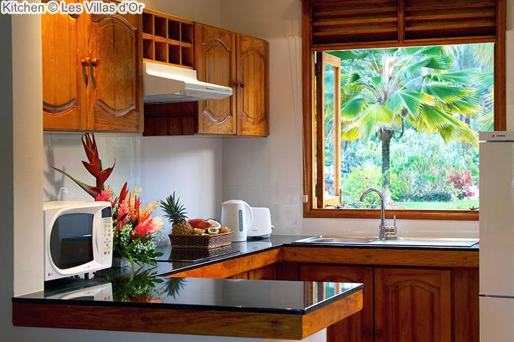 Kitchen Les Villas dOr