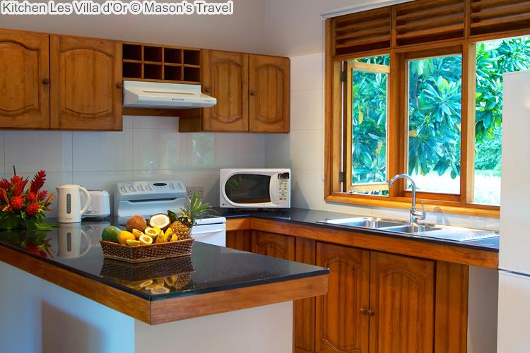Kitchen Les Villa dOr