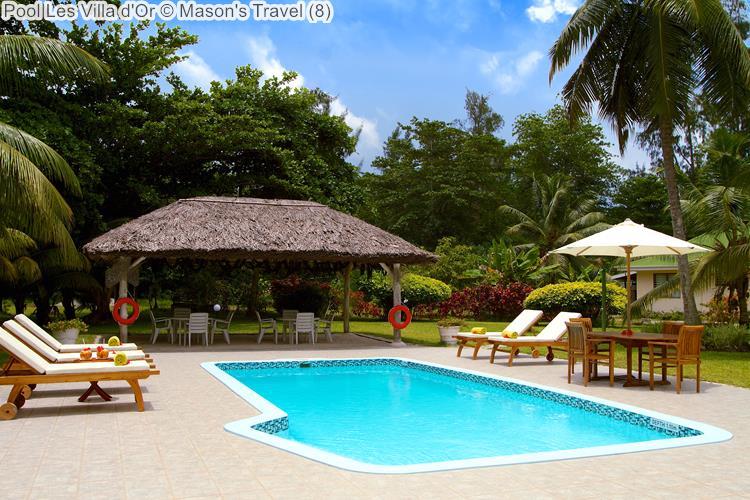 Pool Les Villa dOr