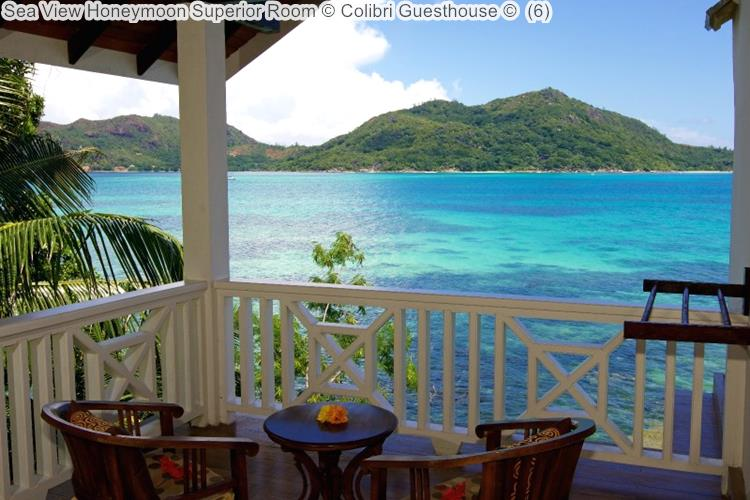 Sea View Honeymoon Superior Room © Colibri Guesthouse ©