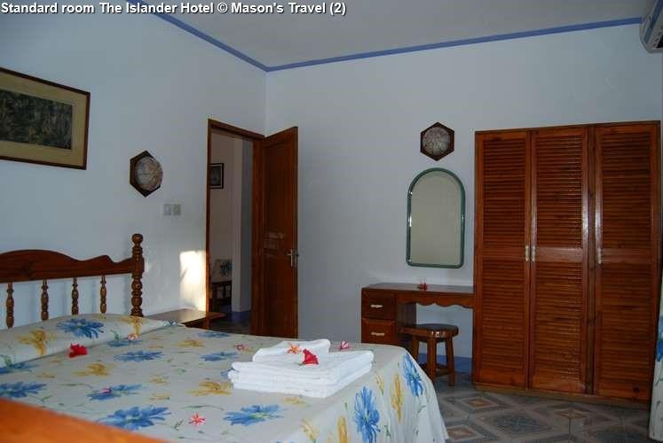 Standard room The Islander Hotel