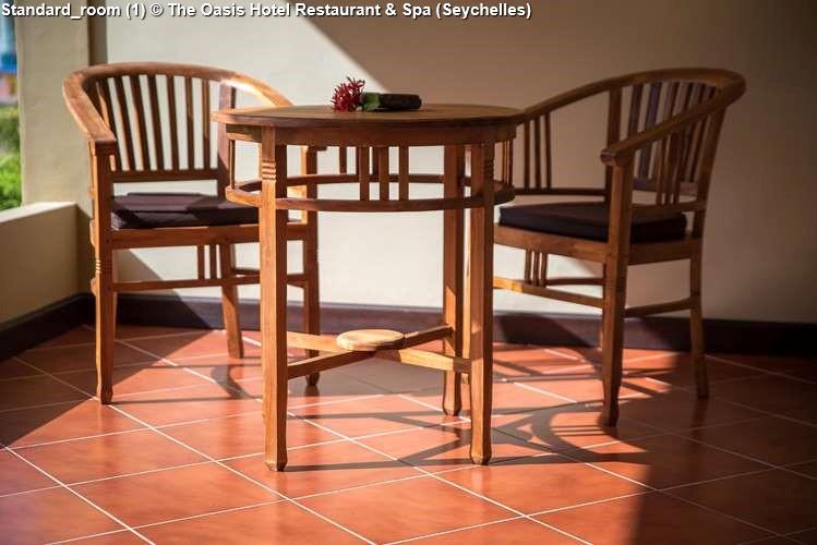 Standard room The Oasis Hotel Restaurant Spa Seychelles