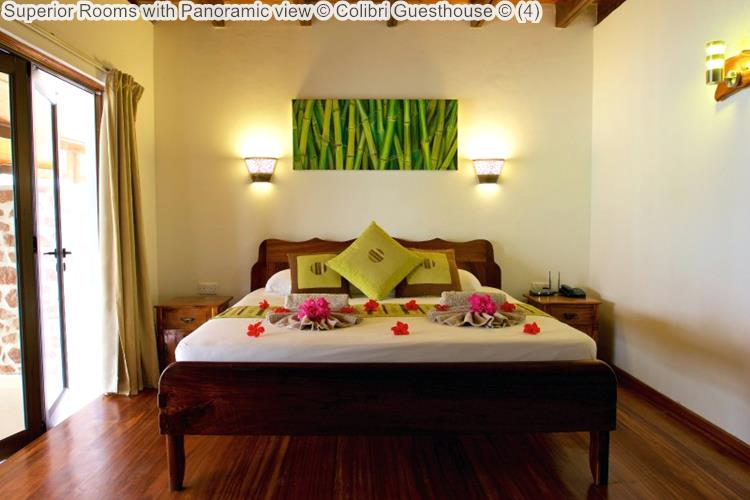 Superior Rooms With Panoramic View © Colibri Guesthouse ©