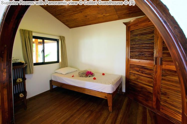 Superior Rooms With Panoramic View © Colibri Guesthouse © (