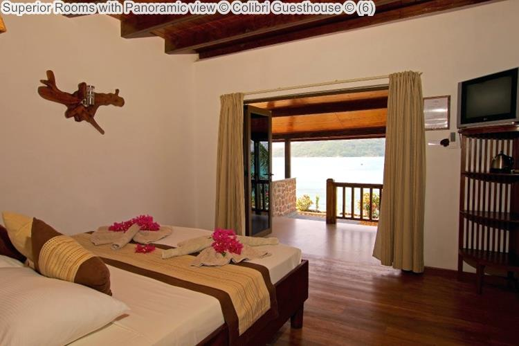 Superior Rooms with Panoramic view Colibri Guesthouse