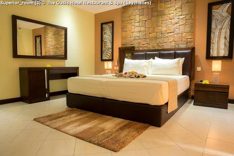 Superior room The Oasis Hotel Restaurant Spa Seychelles