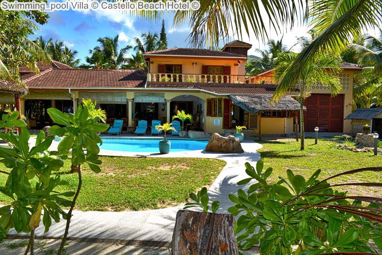 Swimming Pool Villa © Castello Beach Hotel ©