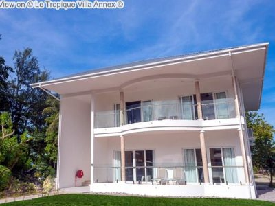 View On © Le Tropique Villa Annex ©
