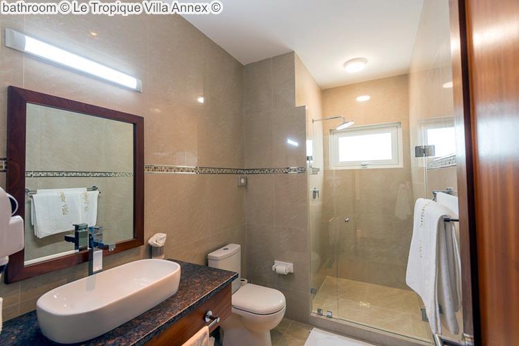 bathroom Le Tropique Villa Annex