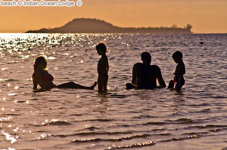 beach Indian Ocean Lodge