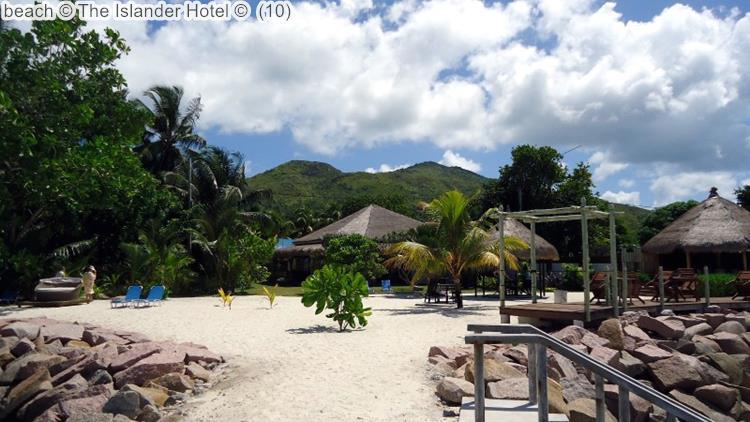 beach The Islander Hotel