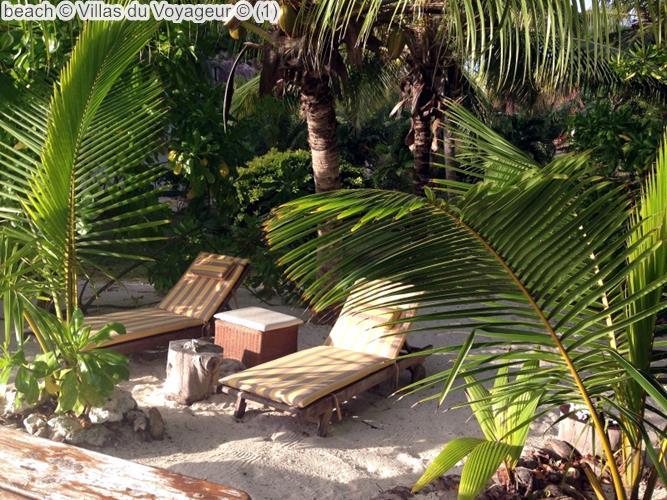 beach Villas du Voyageur