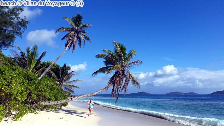 Beach © Villas Du Voyageur ©