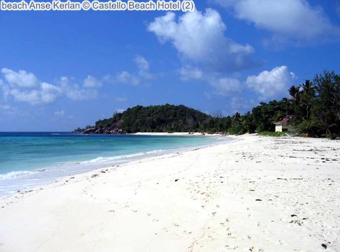 Beach Anse Kerlan © Castello Beach Hotel