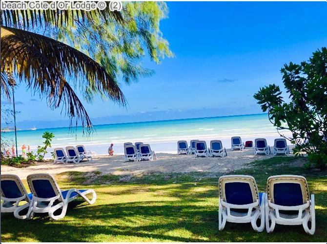 beach Cote d Or Lodge