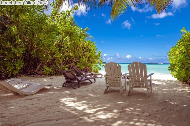 beach Les Villa dOr