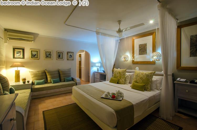 Bedroom © Indian Ocean Lodge ©