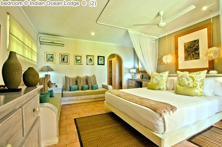 bedroom Indian Ocean Lodge