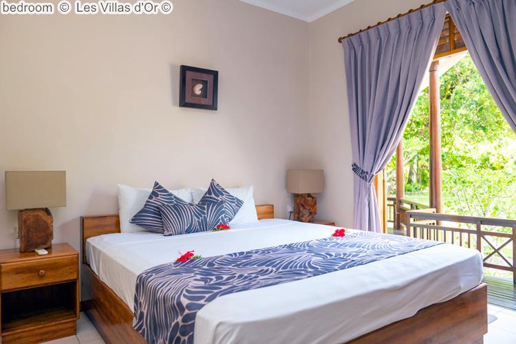 bedroom Les Villas dOr