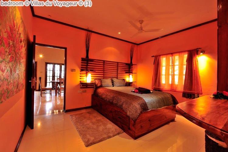 Bedroom © Villas Du Voyageur ©