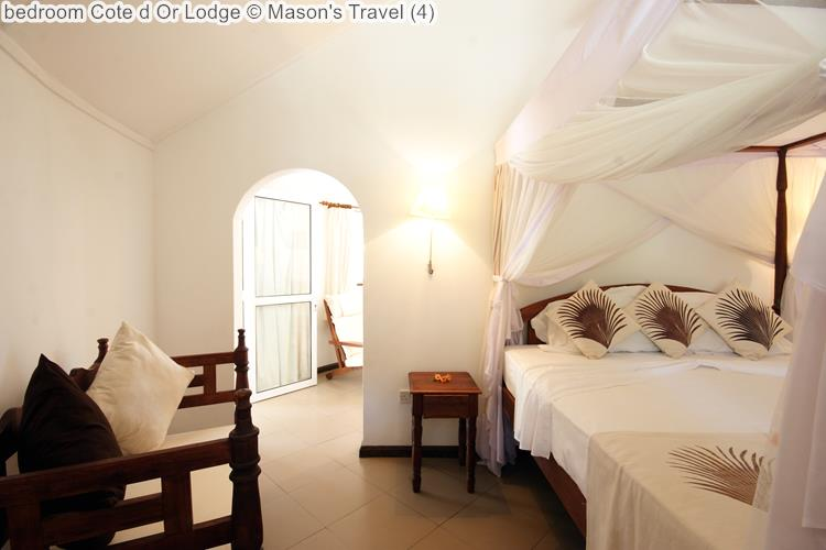 bedroom Cote d Or Lodge