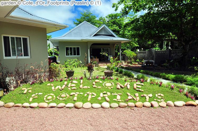 Garden © Cote D'Or Footprints (Praslin) ©