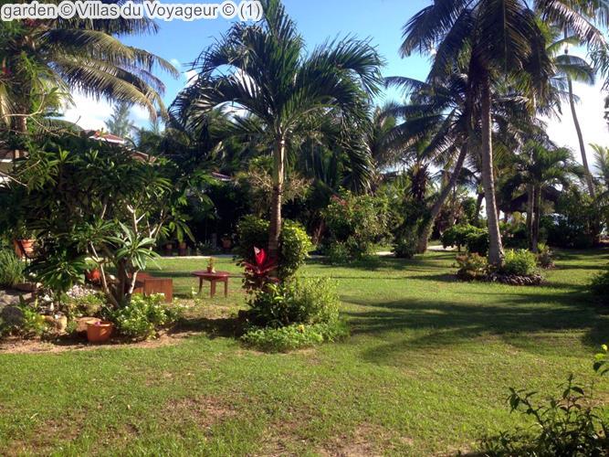 garden Villas du Voyageur