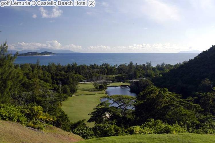 golf Lëmuria Castello Beach Hotel