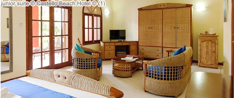 Junior Suite © Castello Beach Hotel ©