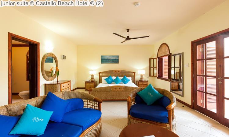 junior suite Castello Beach Hotel