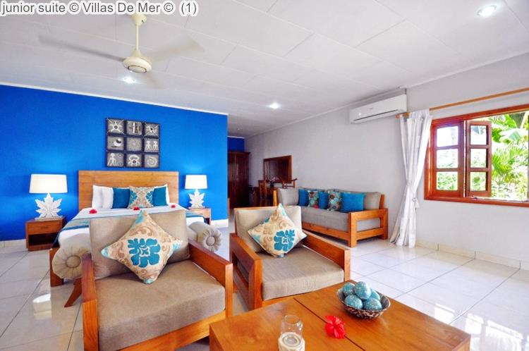 junior suite Villas De Mer