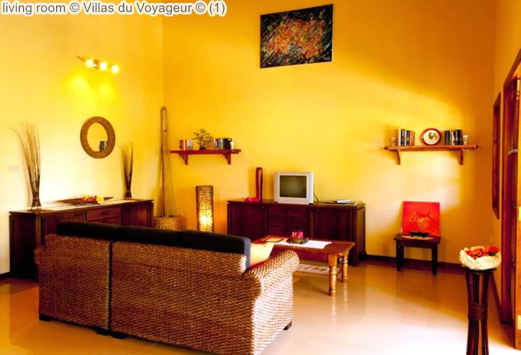 Living Room © Villas Du Voyageur ©