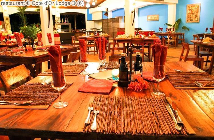 Restaurant © Cote D'Or Lodge ©