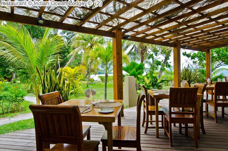 Restaurant © Indian Ocean Lodge ©