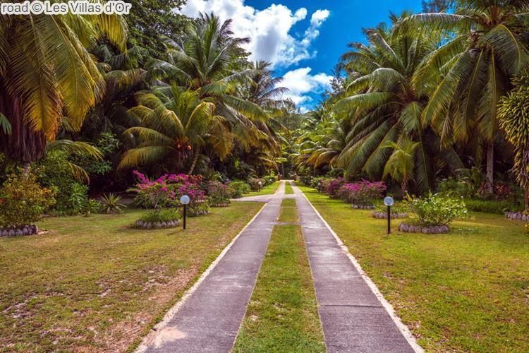 road Les Villas dOr