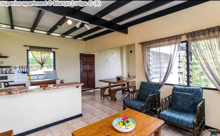 superior apartment Mango Lodge
