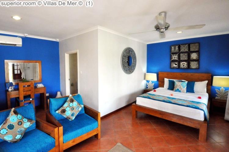 Superior Room © Villas De Mer