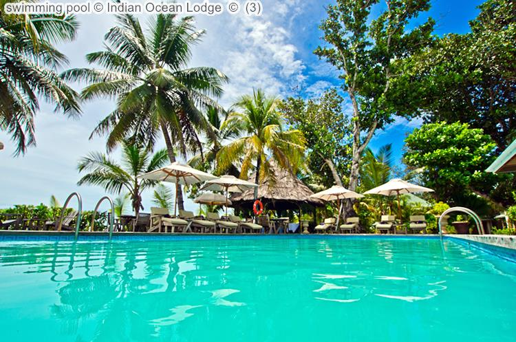 Swimming Pool © Indian Ocean Lodge ©