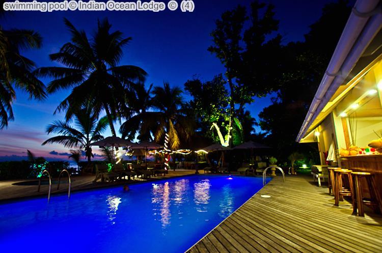 swimming pool Indian Ocean Lodge