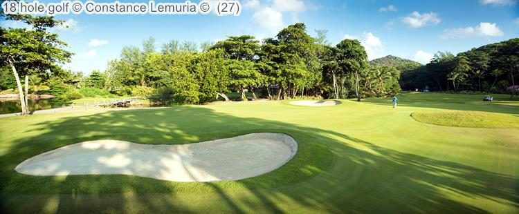 hole golf Constance Lemuria