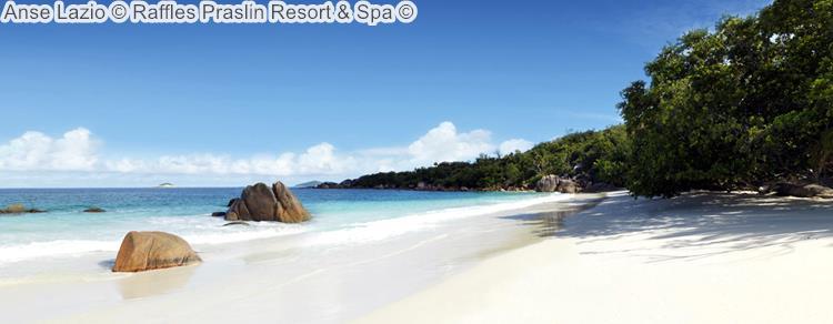 Anse Lazio © Raffles Praslin Resort & Spa ©