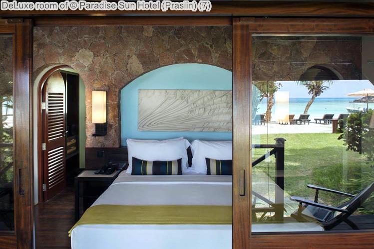 DeLuxe Room © Paradise Sun Hotel (Praslin)