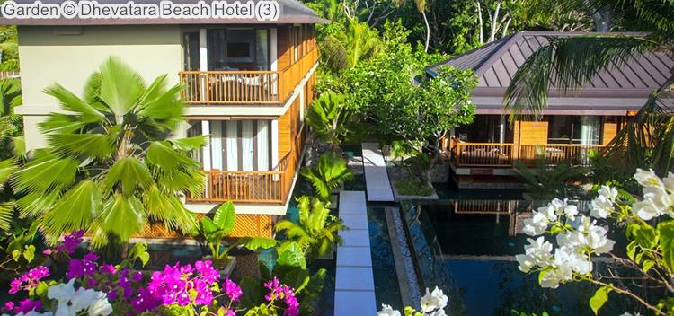 Garden © Dhevatara Beach Hotel