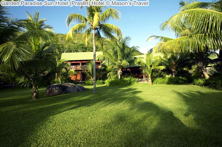 Garden Paradise Sun Hotel Praslin Hotel