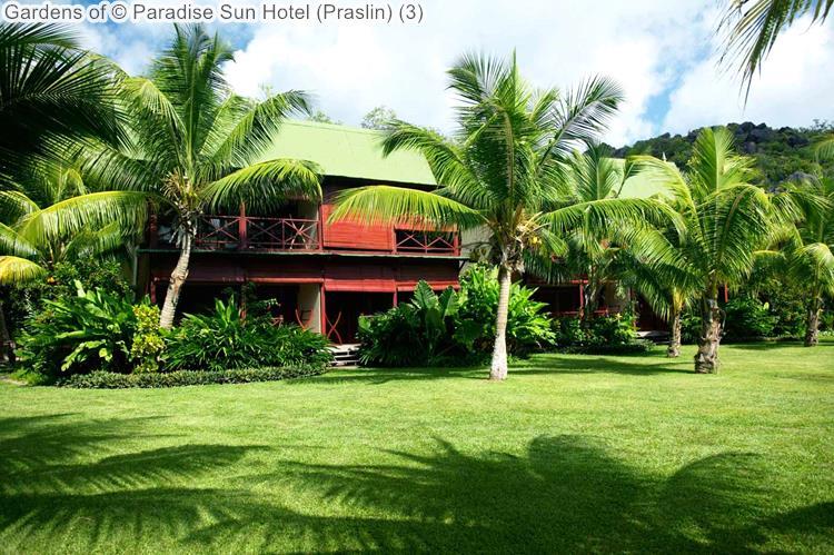Gardens of Paradise Sun Hotel Praslin